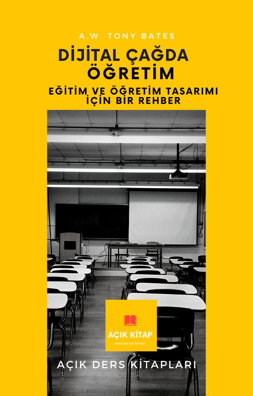 Cover image for Dijital Çağda Öğretim 2. Baskı